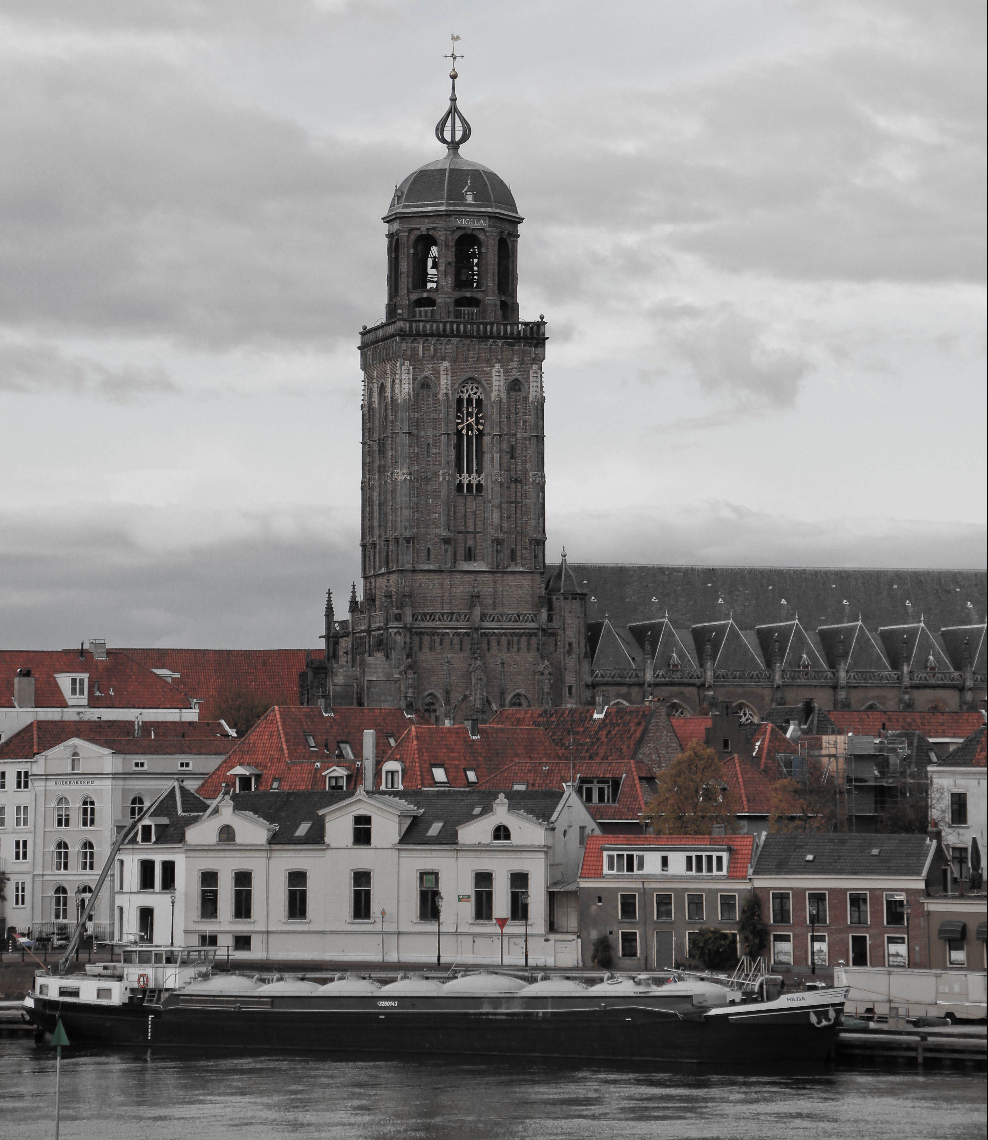 Deventer, Hanzestad langs de IJssel